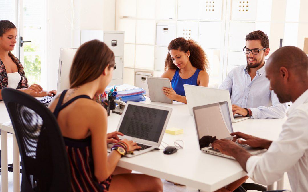 Coworking para profissionais de TI: uma sólida realidade